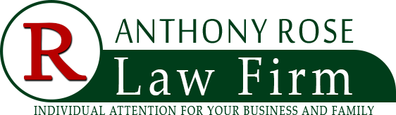 Anthony Rose Law Firm